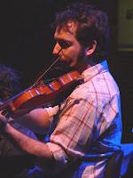 Hebridean Celtic Festival - Olivier Demers of Le Vent du Nord