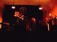 cathie ryna band big pond copyright kerry dexter