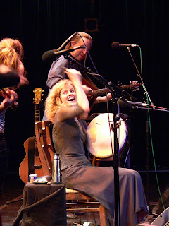 cathie ryan band asheville copyright kerry dexter