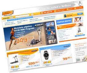 Fitness Digital tu tienda de Fitness en Internet