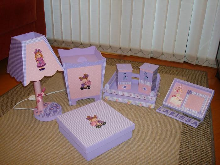 Kit Bebê menina