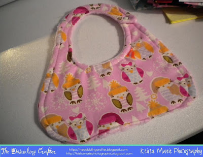 The Dabbling Crafter: DIY Wednesday: Bibs