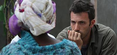 Ben Affleck en el Congo
