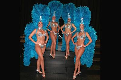 Bailarinas de Las Vegas