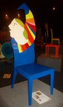 Cadeira Armanda Passos 2007