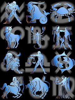 dibujo y simbolos zodiacales