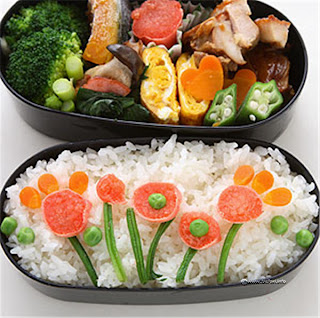 Kitchen Table: Amazing Food Decorations - photo#4