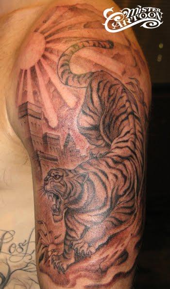 Tags: mister cartoon, Tattoos