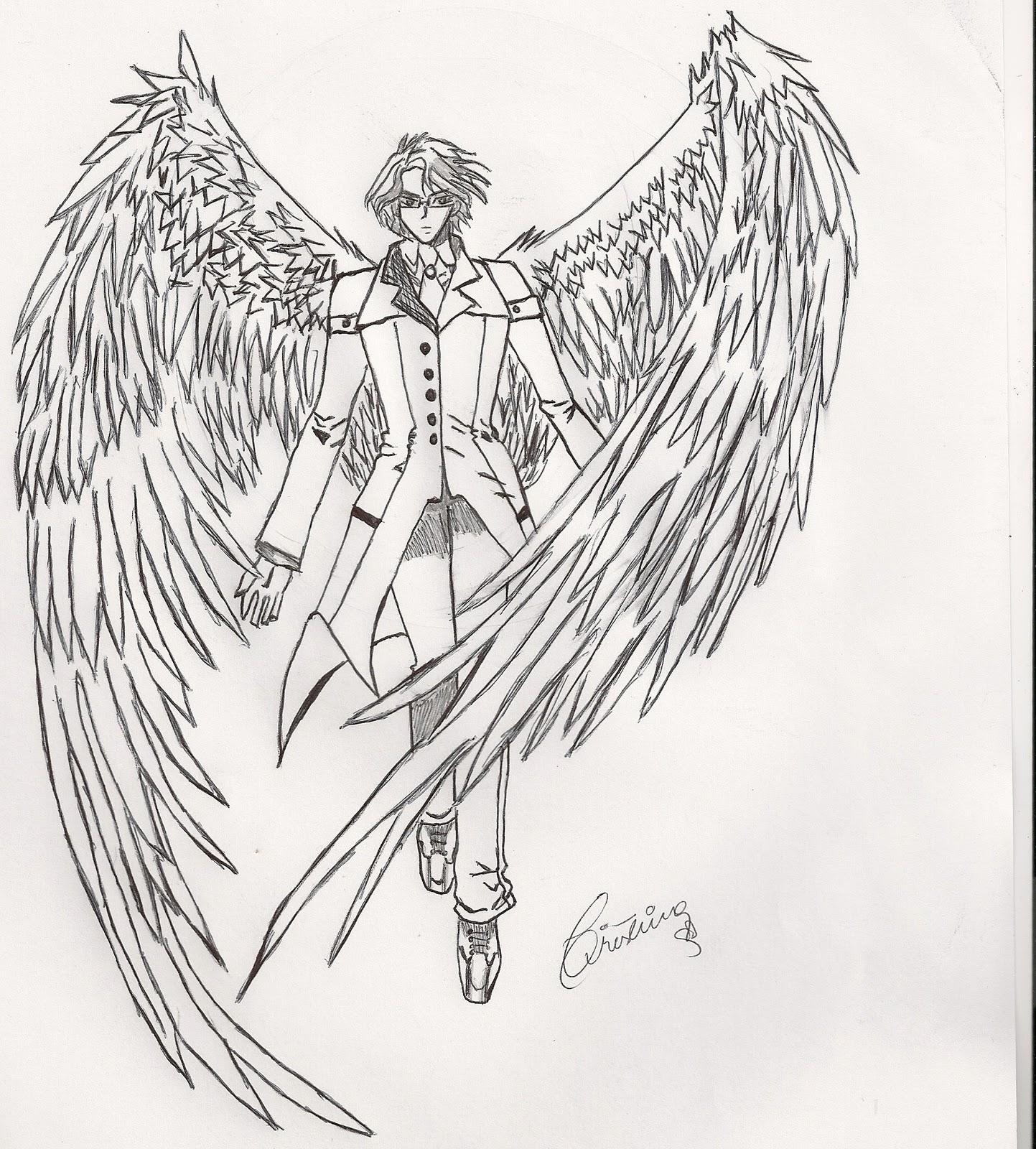 Anime Magia: Anjos