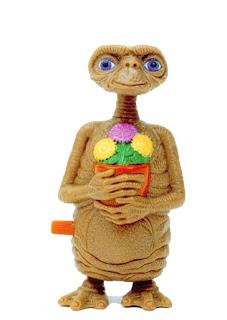 ET el extraterrestre, juguete de cuerda