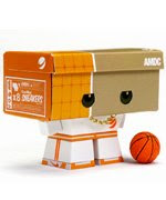 card boy sneaker, juguetes con cajas de zapatillas de basket