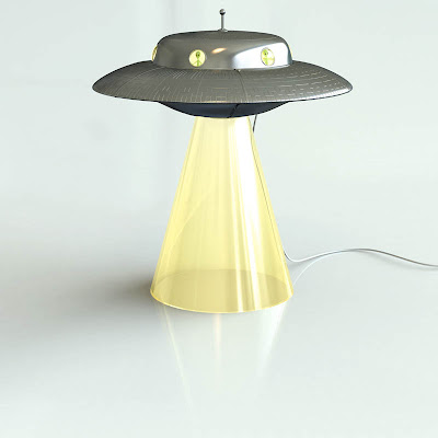 lámpara ovni