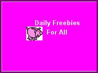 Daily Freebies For All