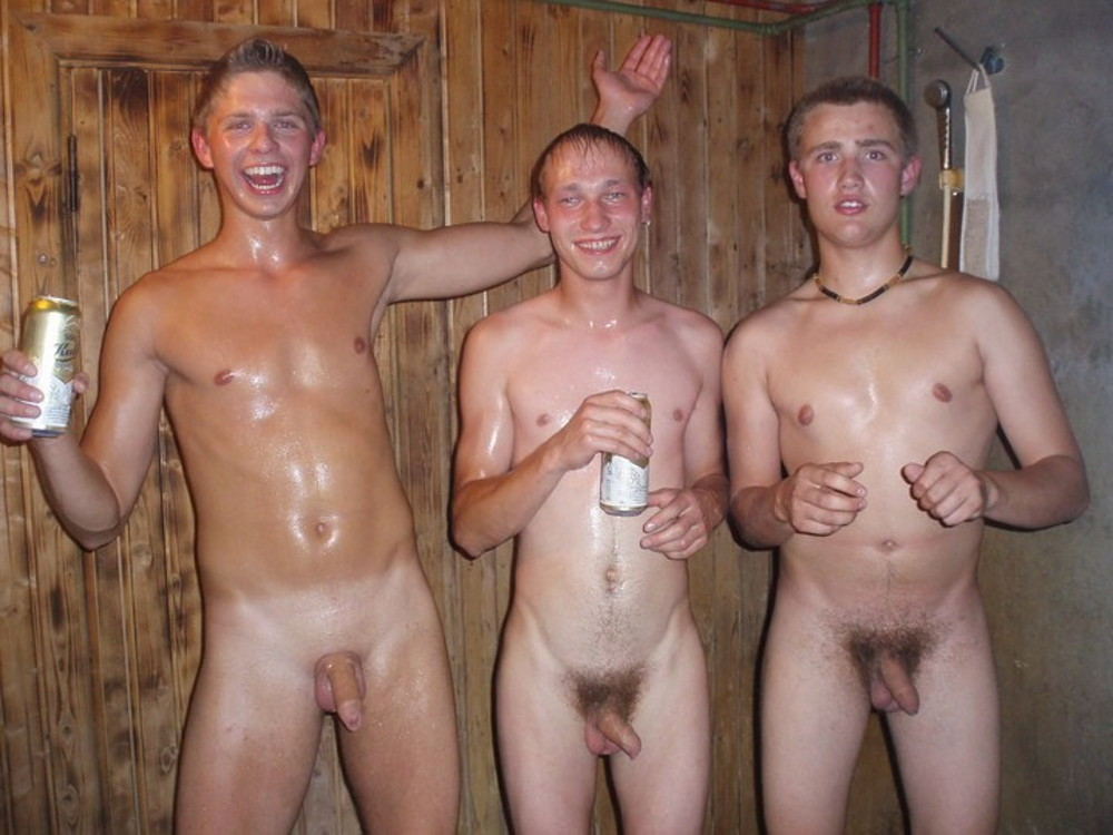 Pity, that Men in saunas nude opinion obvious