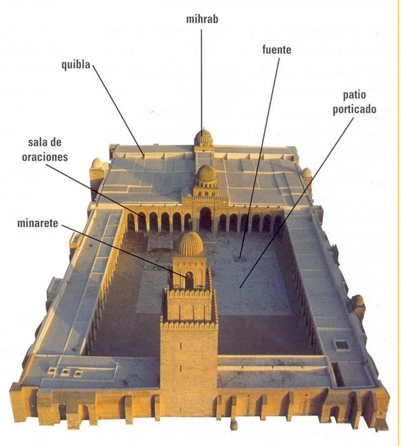 La arquitectura for Arquitectura islamica