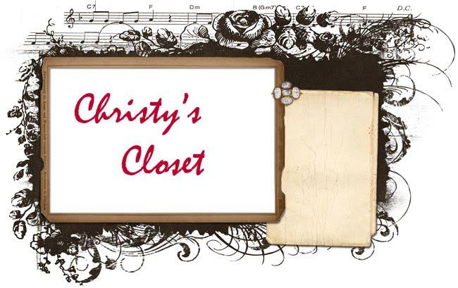 Christy's Closet
