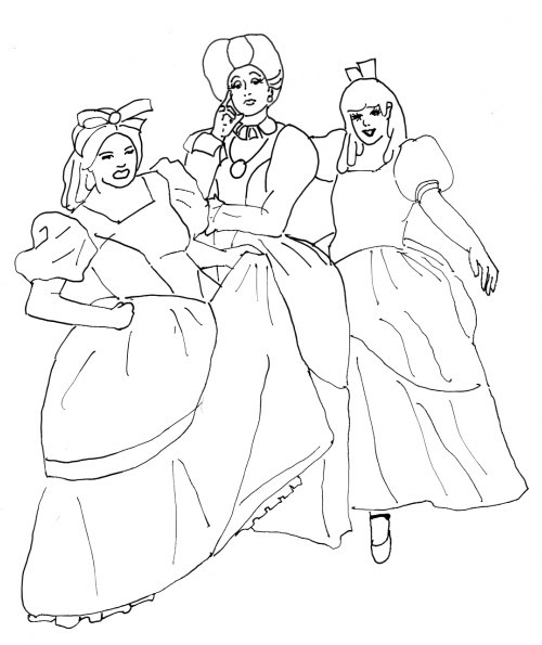 Mom 39 s Coloring Pages Disney Princess