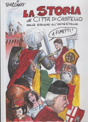 LA STORIA DI CITTA' DI CASTELLO ( a fumetti! )