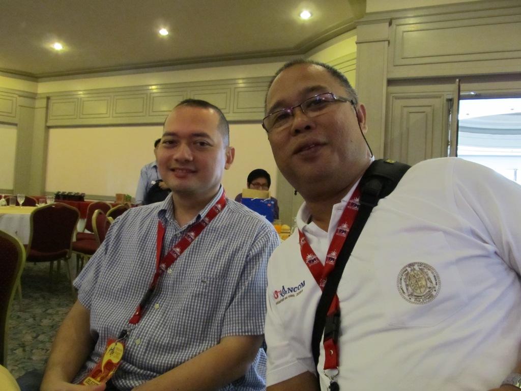 Iligan lodge no 207 meeting brother masons in zamboanga city bro romar amin of mt apo lodge no 45 m4hsunfo