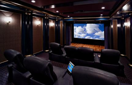 Home furniture ideas luxury home theater design ideas for Luxury home theater rooms