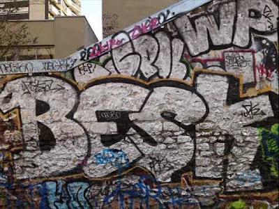 London Graffiti Urban Art Design