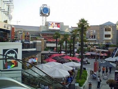 Shopping Parque Arauco, Santiago do Chile.