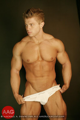 Teen Male Bodybuilder 23