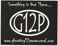 Ghosting 12 Paranormal logo