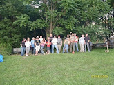 Bigfoot Hunt 2009 group