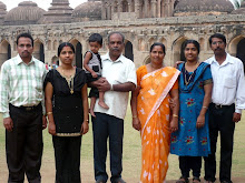 WHEN WE POSE FOR FAMILY PHOTO FROM HAMPI