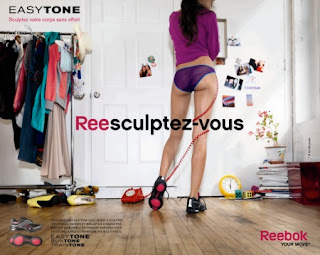 Basket Reebook Easytone raffermissante pour femmes