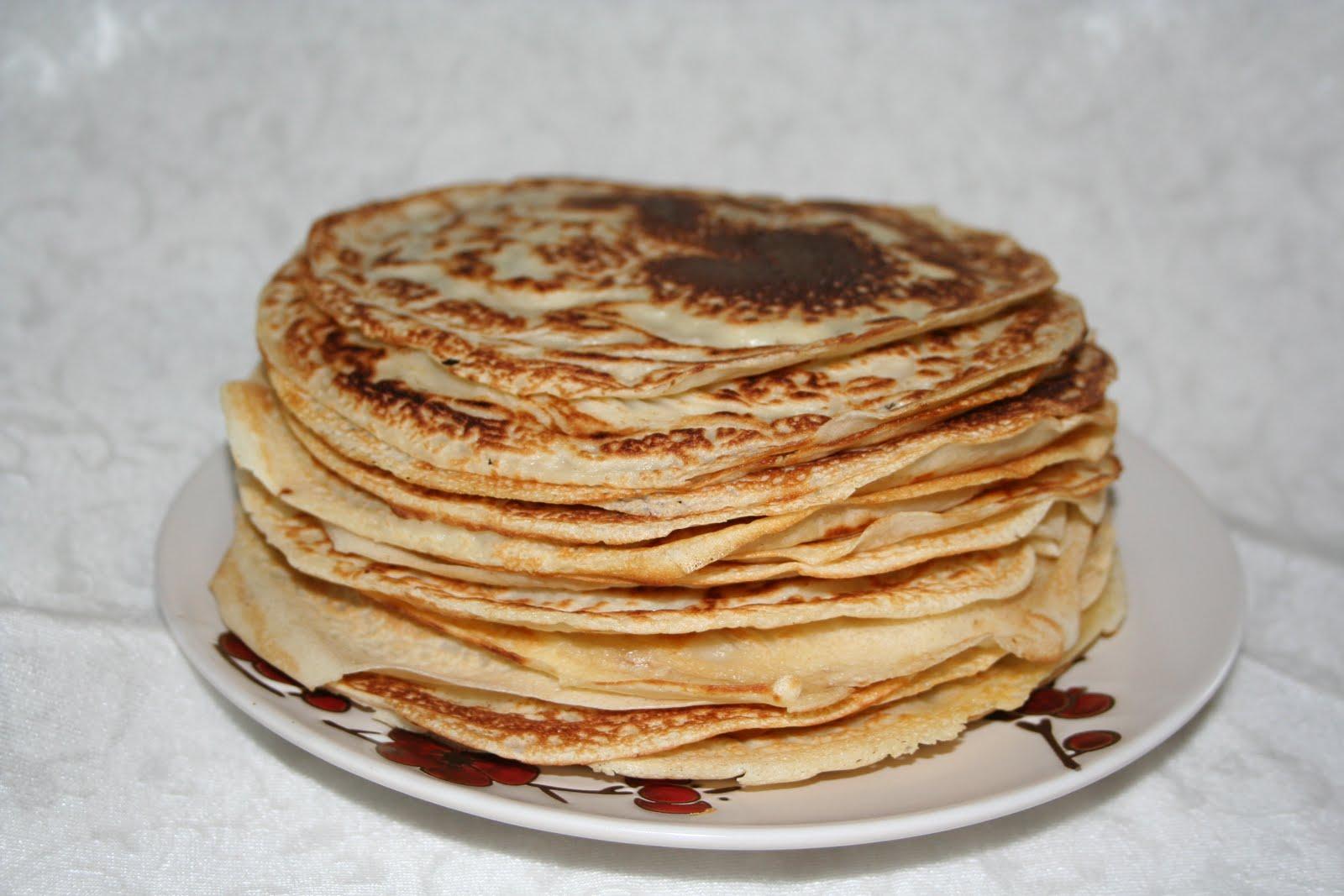 How to Make Danish Pancakes