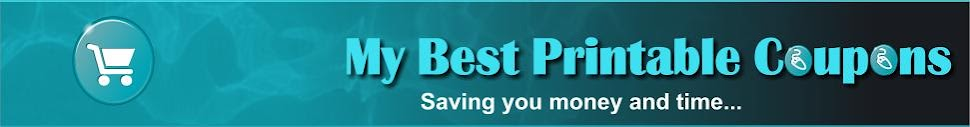 My Best Printable Coupons