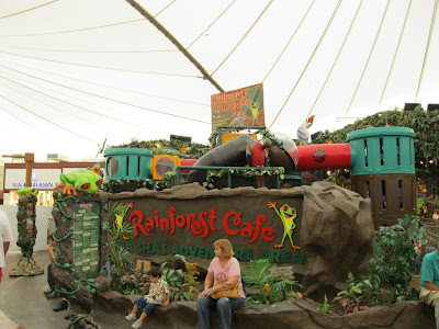 Rainforest Cafe Sawgrass Mills Outlet Mall Playground