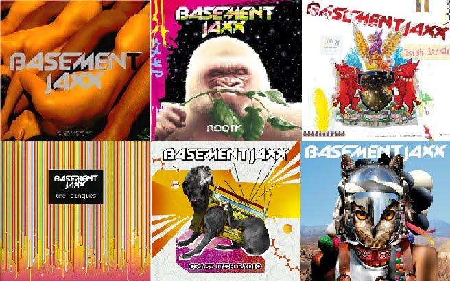 basement jaxx album