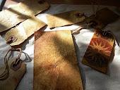 Vintage Grunge Paper Tag Tutorial