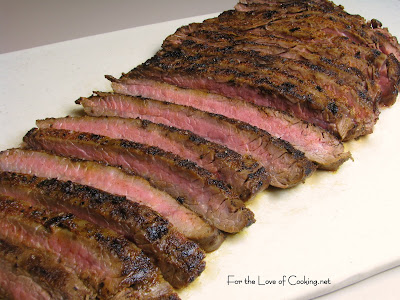Southwestern Flank Steak