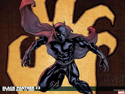 Black Panther #3 1280x960