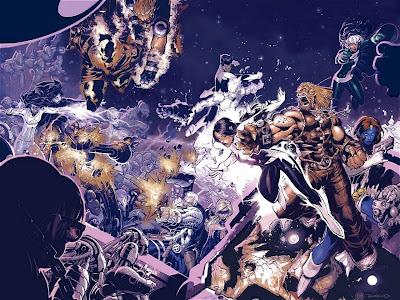 New X-Men 1280x960