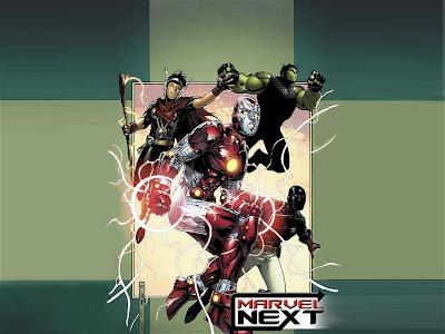 oung Avengers 1280x960