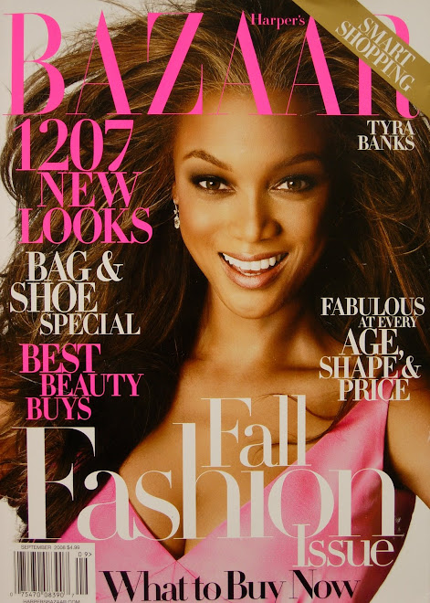 DVF Press- Harper's Bazaar US Sept 2008