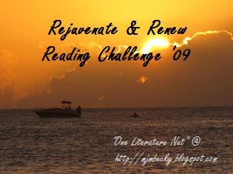mjmbecky's rejuvenate and renew challenge