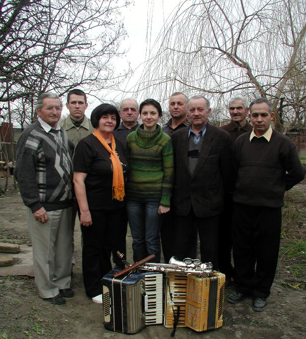 Asociatia culturala bulgara Dudestii Vechi -Bisnovsci Svirci i Pejace