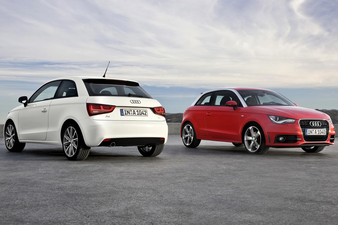 cars photos wallpapers audi a1 photos and wallpapers. Black Bedroom Furniture Sets. Home Design Ideas