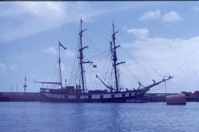 Le Sloughi / Birdeye Tall+ship,Salvador,Brasil+