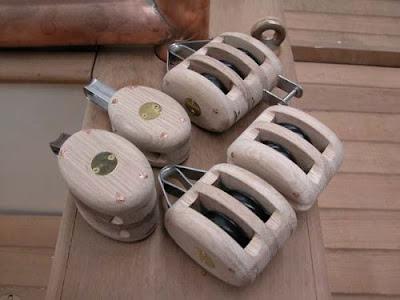 Boat Wooden Blocks