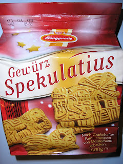 Foodstuff Finds Gewurz Spekulatius Spice Spectacular Biscuits