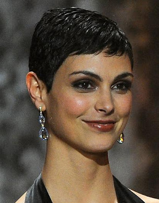 New Short Black Hair 2011