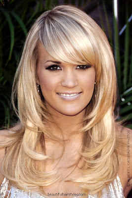 Short Layers On Long Hair With Bangs Best Short Hair Styles