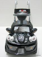 1 Mobil Mainan Aki JUNIOR JB21 MERCEDES dengan Kendali Jauh